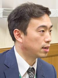 徳岡 大祐氏